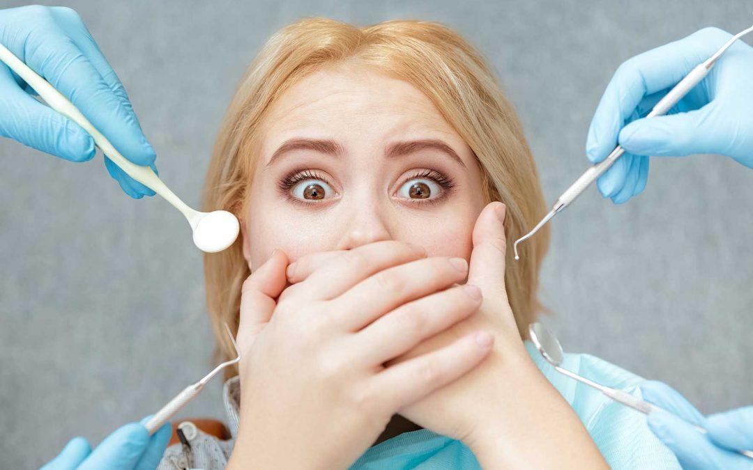Fobia al odontólogo